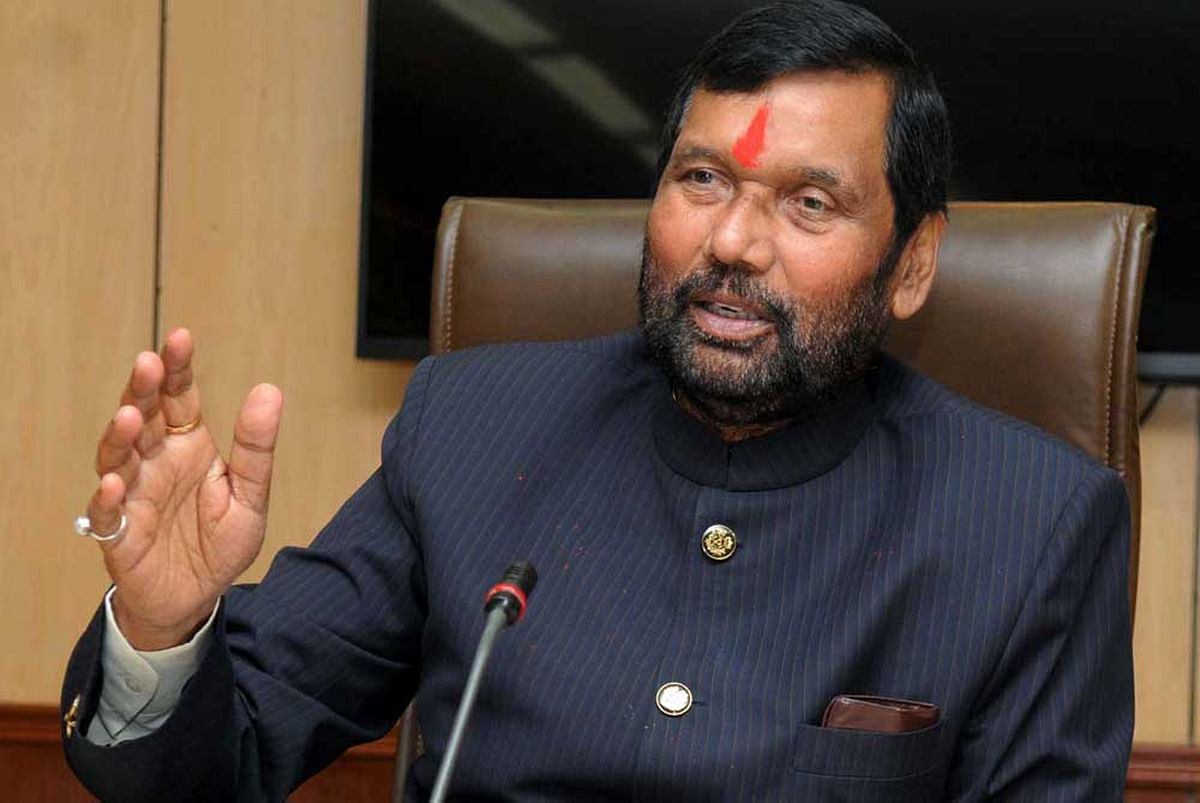 No proposal to include lawyers under the ambit of Consumer Protection Act: Union Minister for Consumer Affairs, Ram Vilas Paswan clarifies