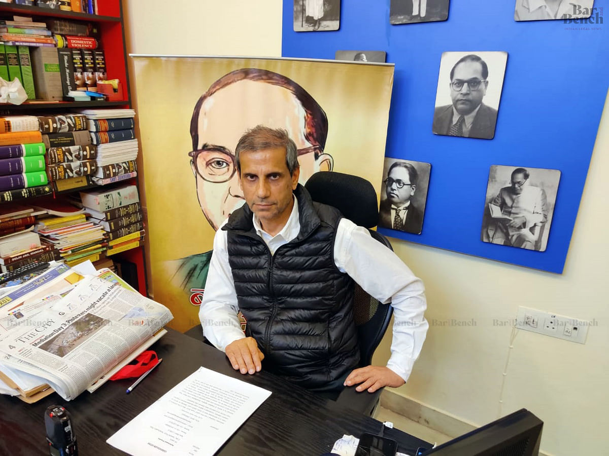 Delhi court seeks presence of Investigating Officer in plea by adv. Mehmood Pracha for video footage of raids at his office, monitoring of probe