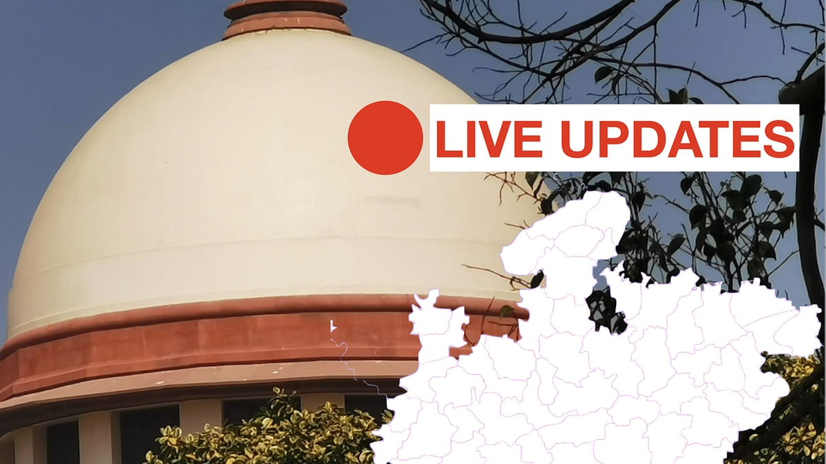 Madhya Pradesh Political Crisis: Supreme Court is hearing a plea seeking a direction to conduct floor test in state assembly [LIVE UPDATES]