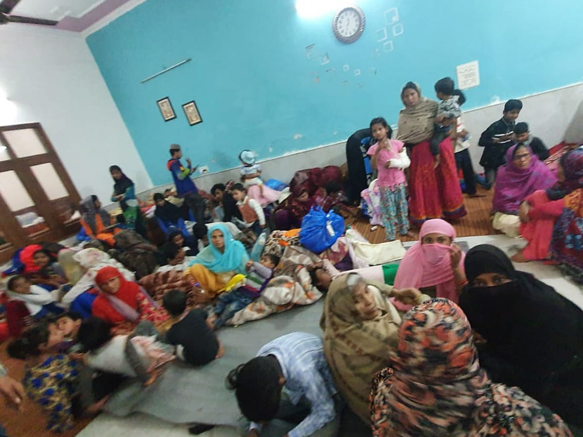 Delhi Riots: Health of those staying in relief camp should be the primary focus in the light of COVID-19 pandemic, Delhi HC