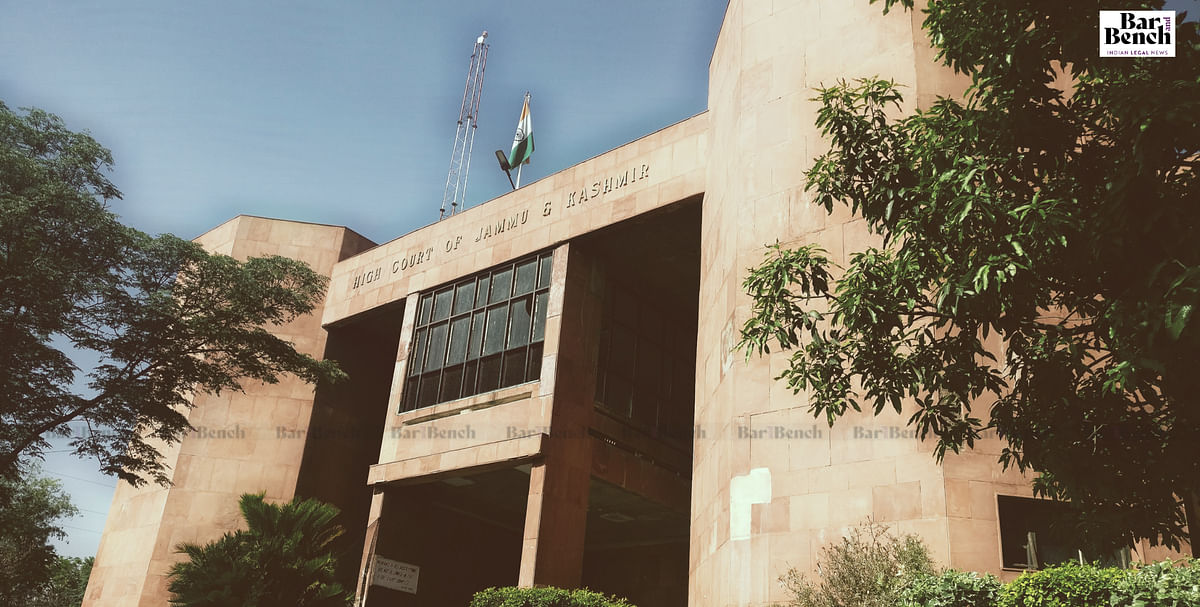High Court of Jammu & Kashmir
