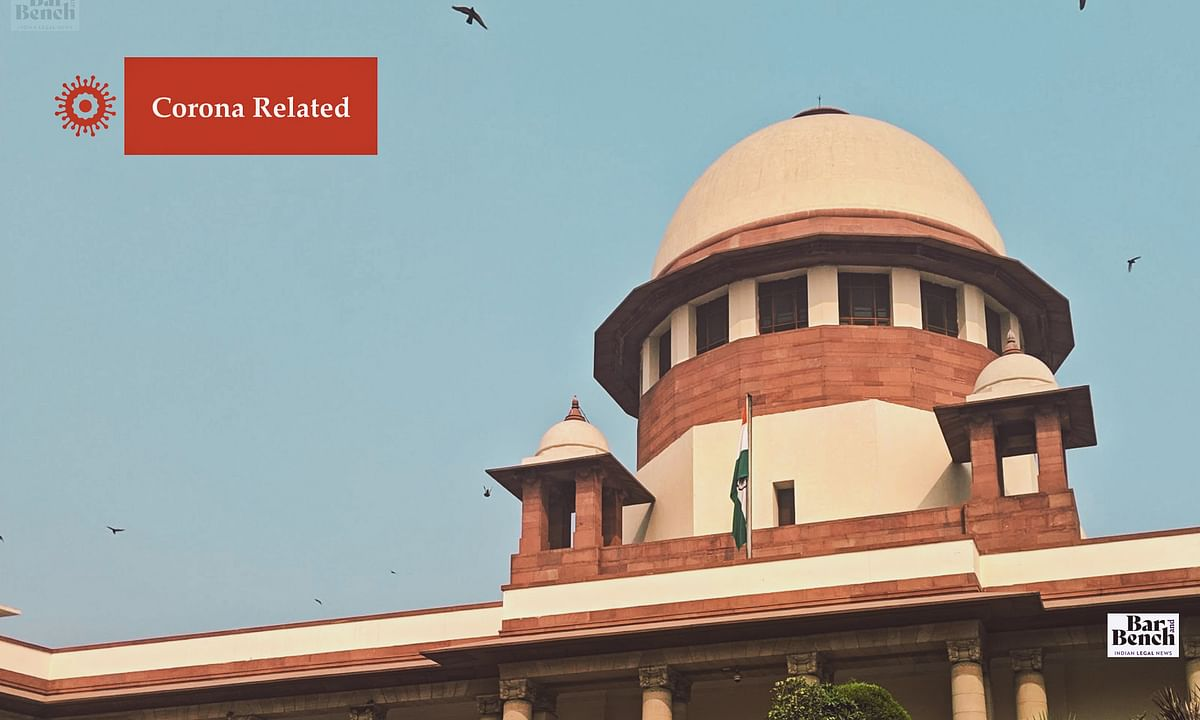 All periods of limitation prescribed under Arbitration Act, Section 138 NI Act extended till further orders: Supreme Court