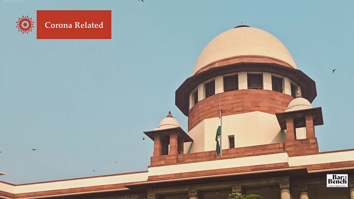 "[COVID-19 Lockdown] Plea in SC seeks quashing of ""untenable, frivolous"" FIRs  u/Section 188 IPC against persons for violation of lockdown"