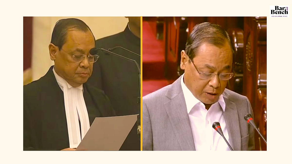"Why no questions about ""Retired Activist Judges""/ retiring judges getting friendly with lawyers? Ex-CJI Ranjan Gogoi on Post-Retirement jobs"