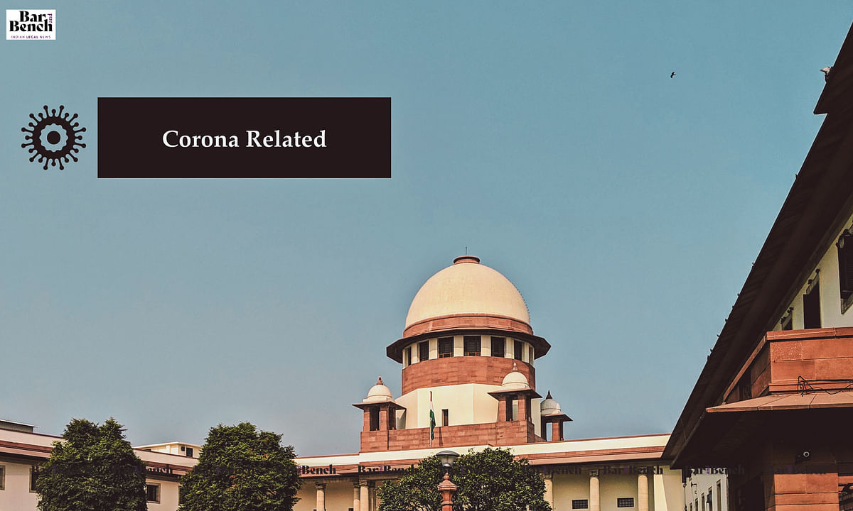 Law of Limitation in the time of COVID-19: Interpreting the Supreme Court's March 23 order