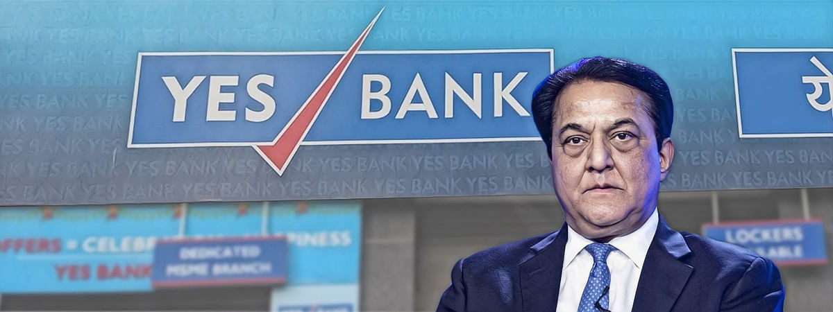 yes bank and rana kapoor