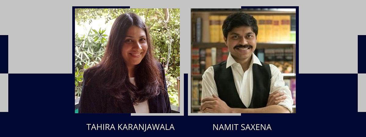 Tahira Karanjawala tops Supreme Court AoR Exam 2019, Namit Saxena comes second