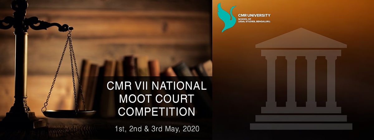 CMR VII National Moot Court Competition, 2020