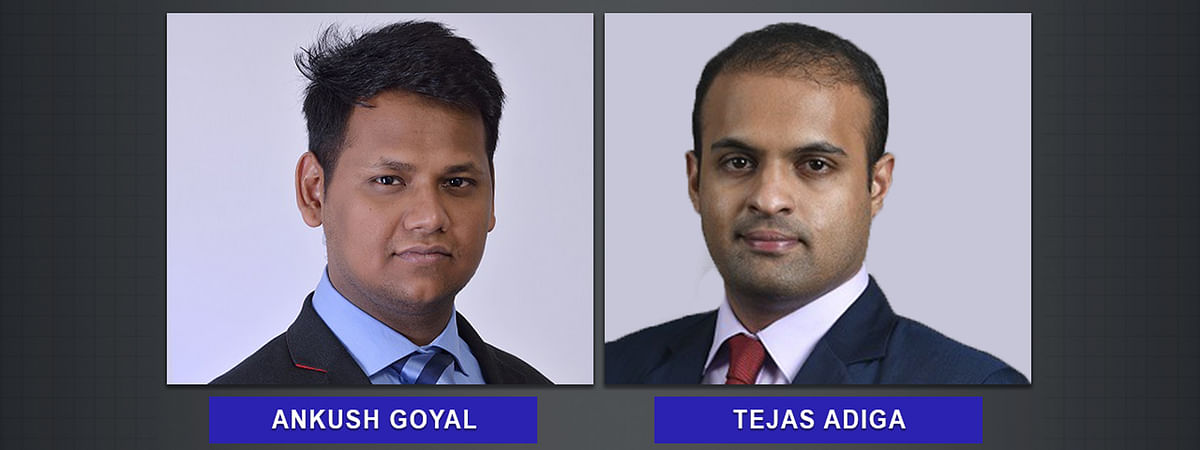 Trilegal promotes Ankush Goyal and Tejas Adiga to partnership