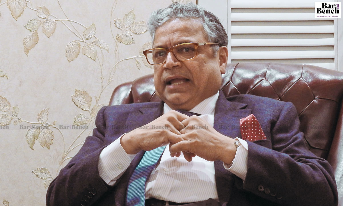 """NALSAR Lecture Series: Gopal Subramanium to speak on """"Labour and the Constitution"""" in Webinar tomorrow"""