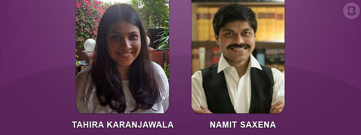 [Interview] Meet Tahira Karanjawala and Namit Saxena, toppers of the 2019 AoR Exam