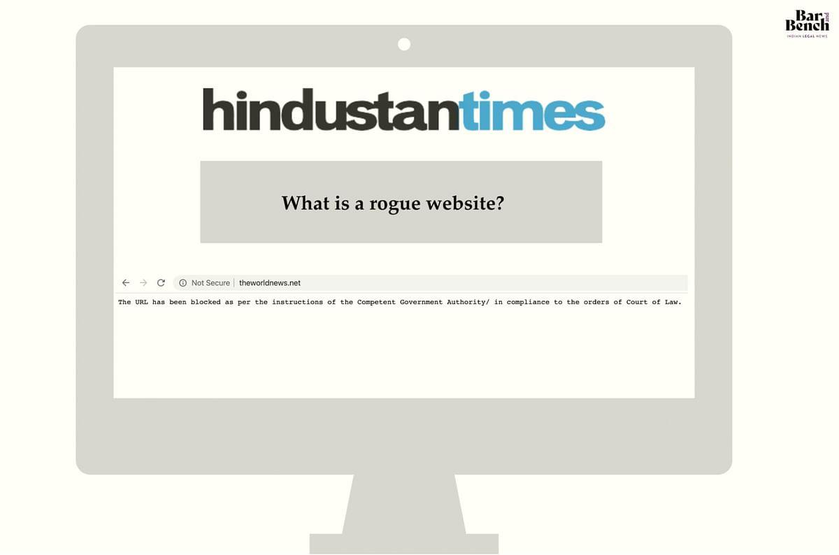 Hindustan Times v www.worldnews.net