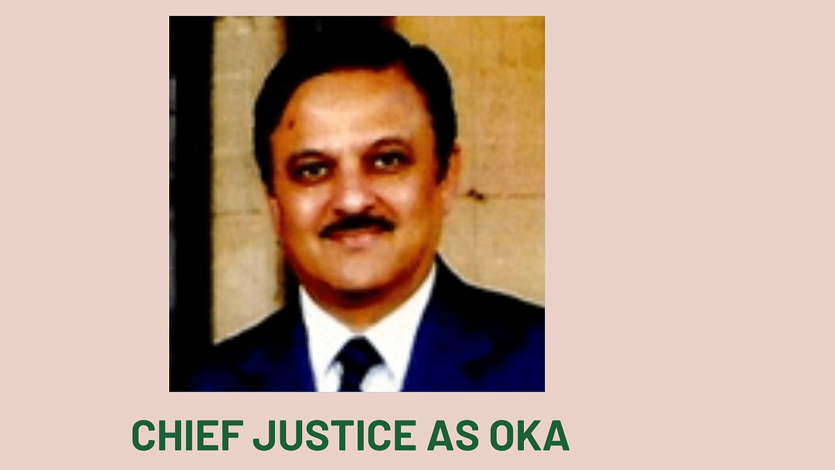 """[COVID-19] Karnataka HC Chief Justice Abhay Oka appeals to Advocates to consider filing only cases of """"real genuine urgency"""""""