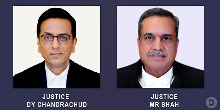 Chandrachud, MR Shah