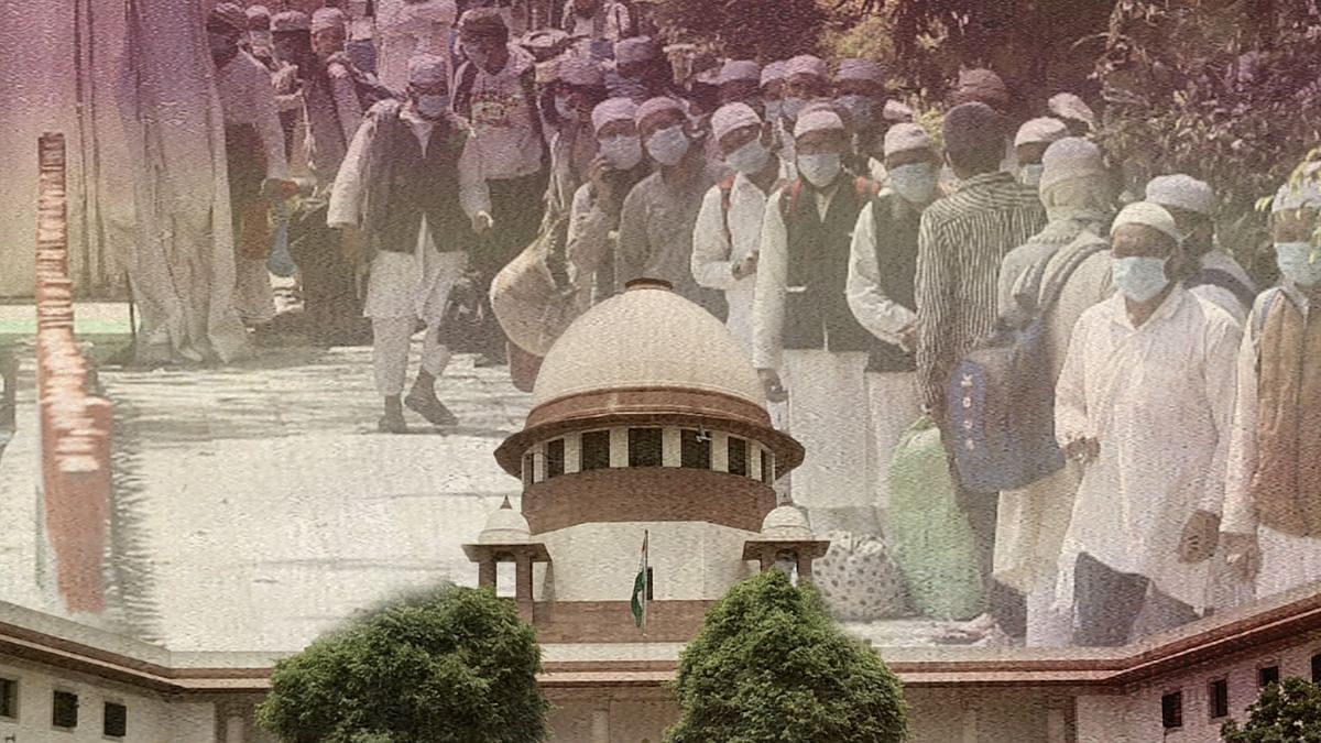 Supreme Court to hear plea by 34 foreign nationals challenging MHA order blacklisting them due to Tablighi Jamaat COVID-19 scare