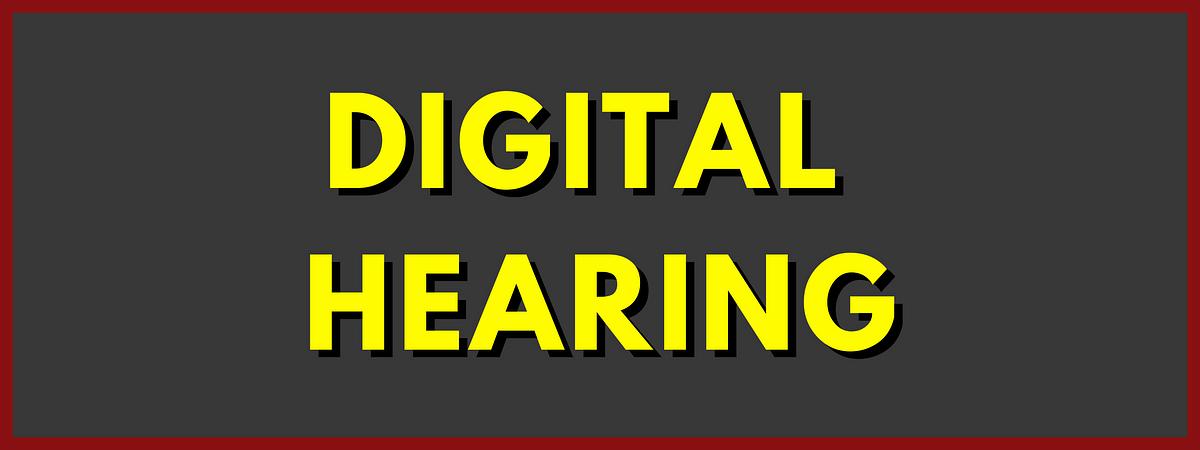 "Advocates Association, Bengaluru writes to Karnataka HC Registrar  requesting to not substitute ""digital hearing""  for ""regular hearing"""