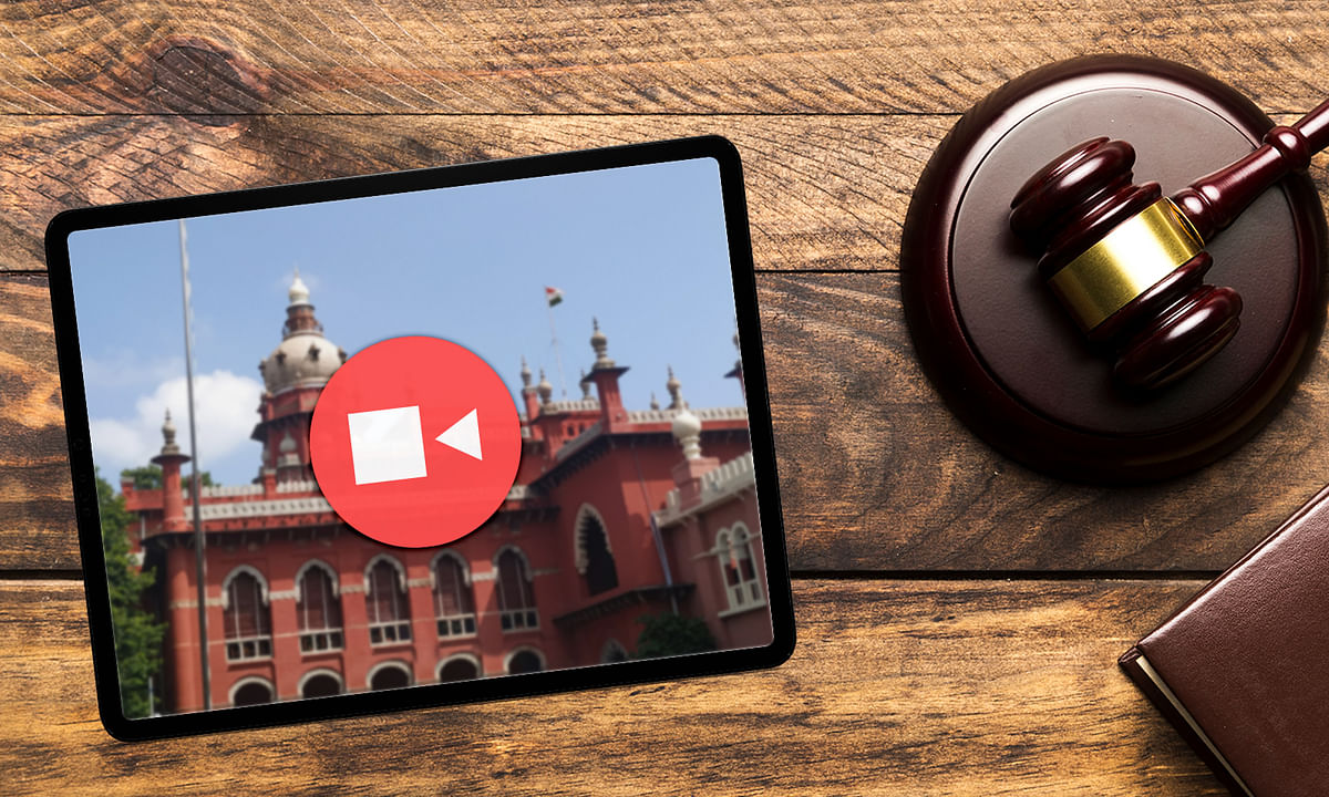 [COVID-19 Lockdown] Hearing over video call less time-consuming, helpful to analyze exact scenario: Madras High Court