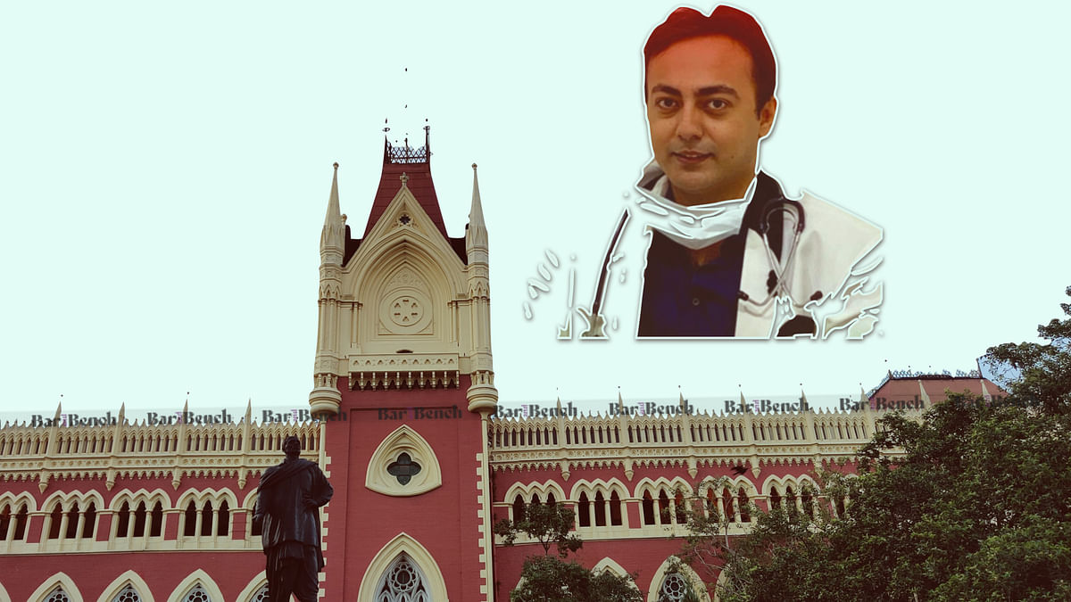 Calcutta High Court comes to the rescue of an Oncologist who requested for protective gear