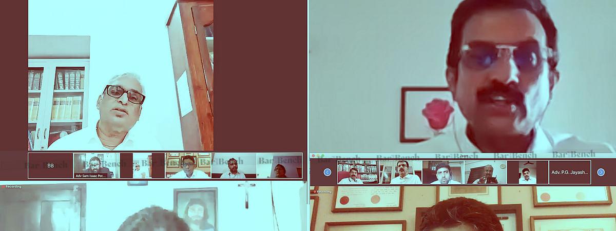 Kerala High Court Video Conferencing (Representational Image)