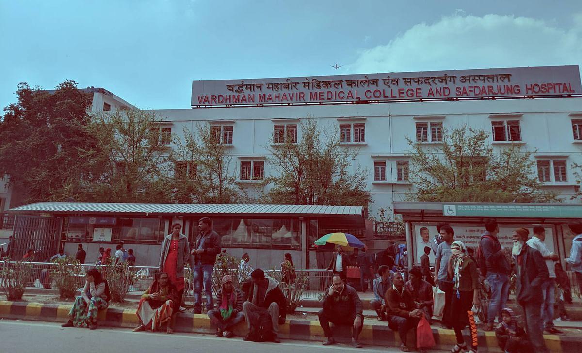 Arvind Kejriwal and Anil Baijal
