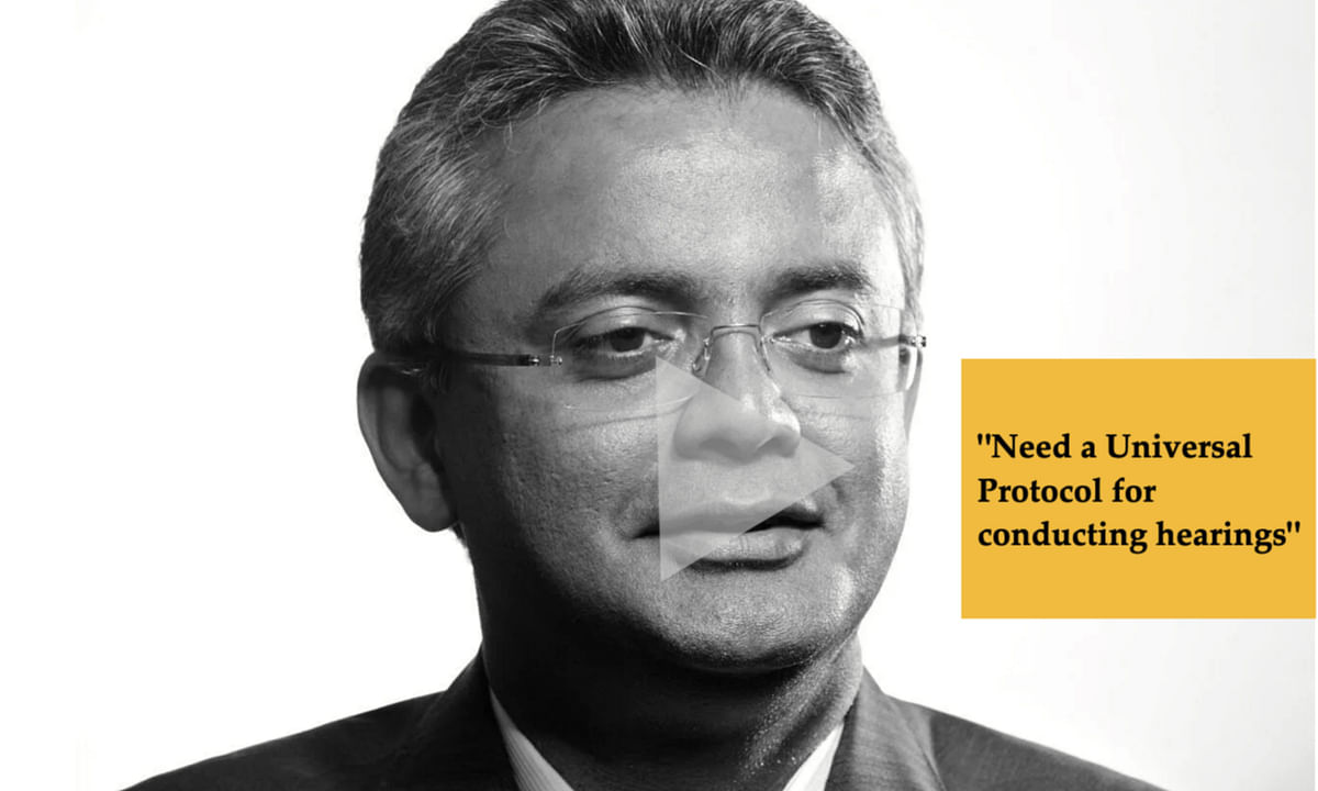 [In Camera] Lawyering as we know it will change, Senior Advocate Sajan Poovayya [Video]
