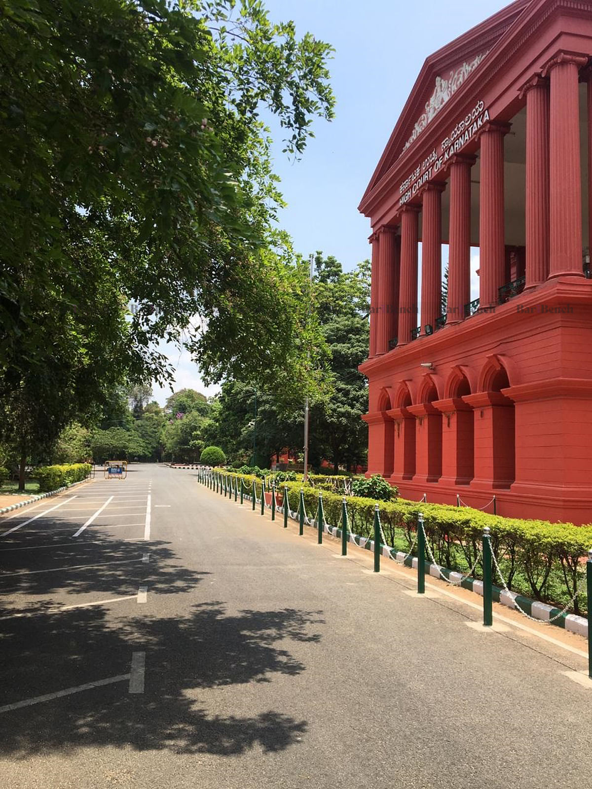 Centre notifies appointment of five Additional Judges for Karnataka High Court [Read Notification]