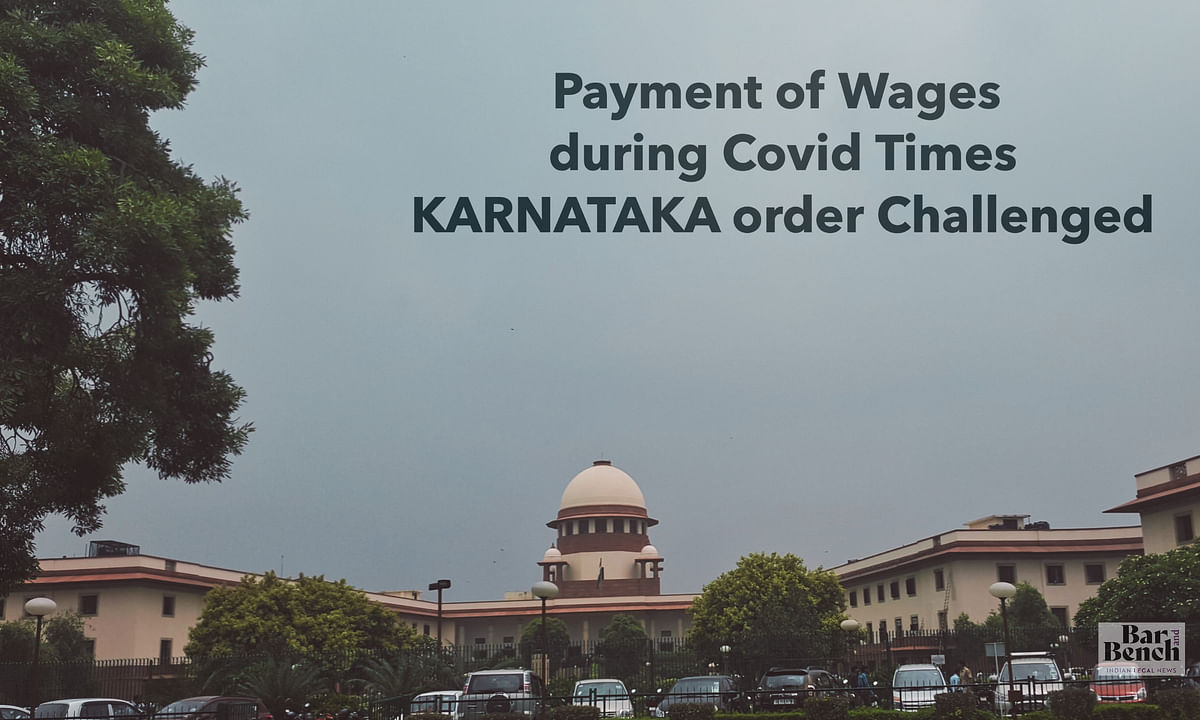 MHA Order can turn a stable and solvent industrial establishment into insolvency and loss of control of biz:  Karnataka Company moves SC