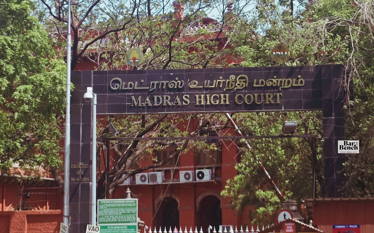 Madras HC takes critical note of lack of coordination in Registry's Writ Section after same PIL gets listed twice