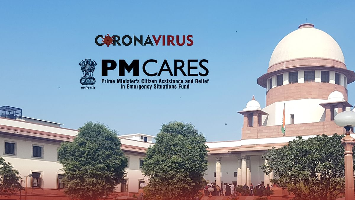 """""""Withdraw petition, it has a Political Colour"""", SC tells Petitioner challenging PM Cares Fund and Seeking Door-to-Door testing for COVID-19"""
