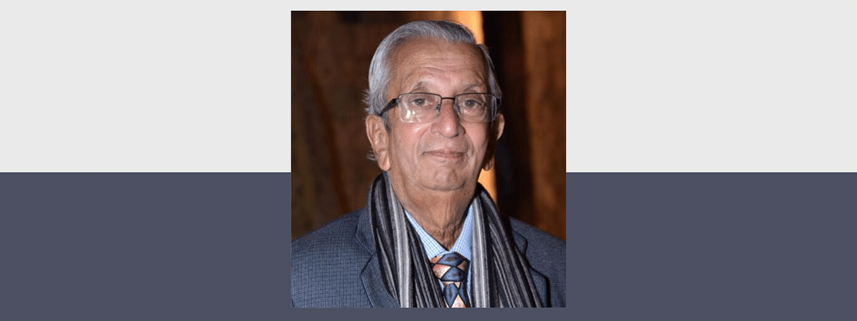 A Tribute to Ashok Desai – An Artist in the Legal Profession