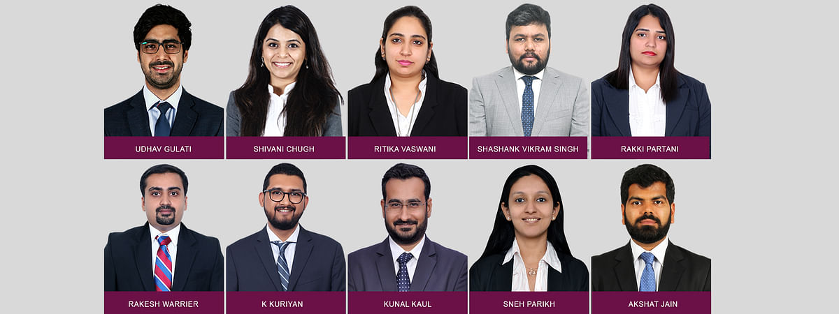Promotions: JSA makes 10 partners taking total tally to 105