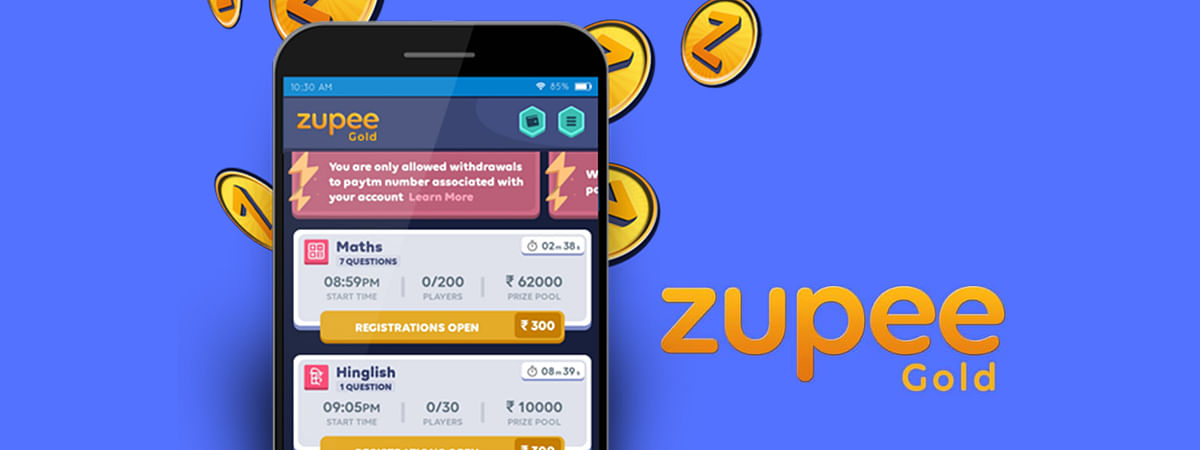 Zupee app