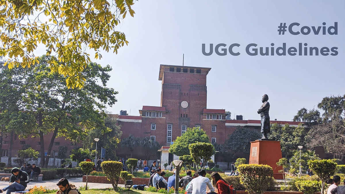 UGC issues guidelines to chart out Academic Calendar, conduct of exams in the wake of COVID-19 Lockdown