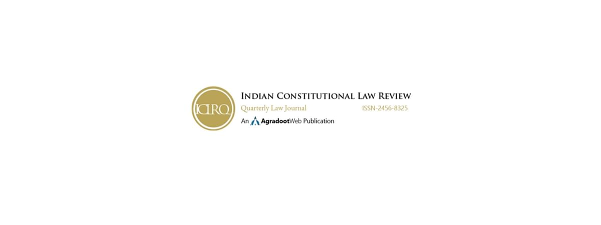 Indian Constitutional Law Review