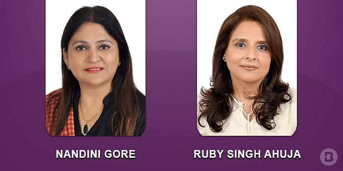 Nandini Gore and Ruby Singh Ahuja