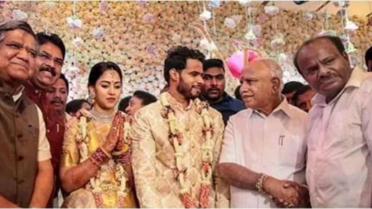 Karnataka HC seeks state govt response for permitting HD Kumaraswamy's son's wedding during Coronavirus lockdown