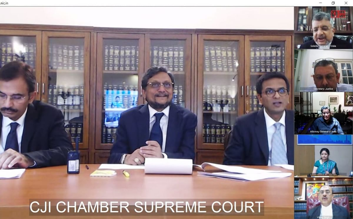 Supreme Court Video Conferencing facilities