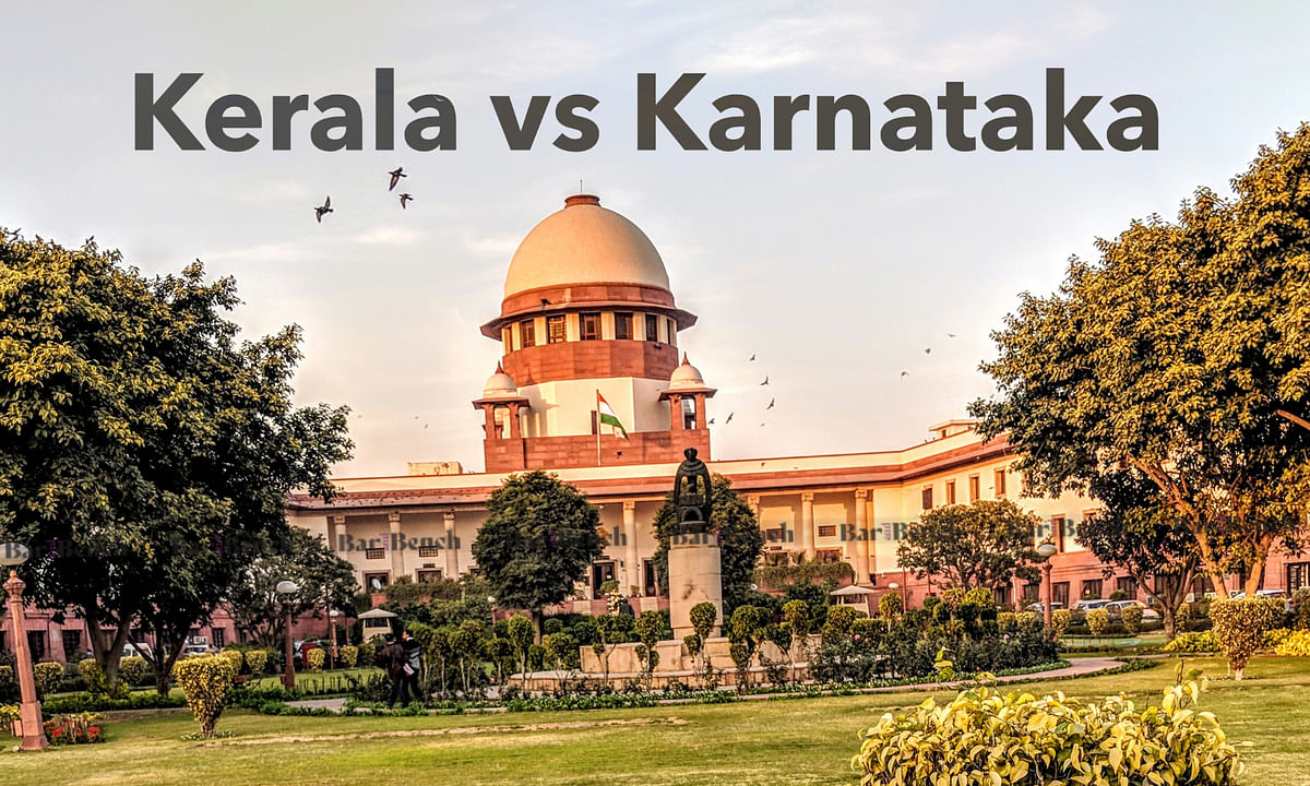 Supreme Court disposes of Kerala-Karnataka Border closure case after SG claims that dispute is resolved