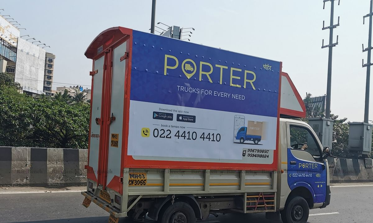 Porter raises 140 crores from Lightstone: Law Firms Verist, Algo Legal assist