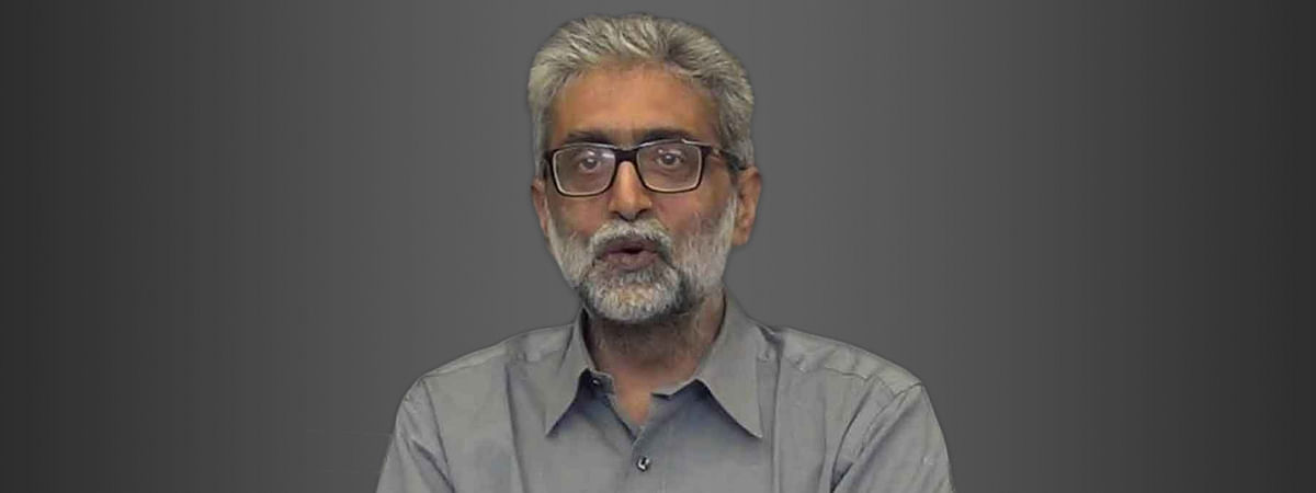 An act of deliberate and perverse cruelty: Gautam Navlakha denied spectacles by Taloja Jail authorities, partner claims