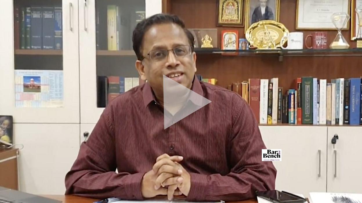 K V Viswanathan Senior Advocate