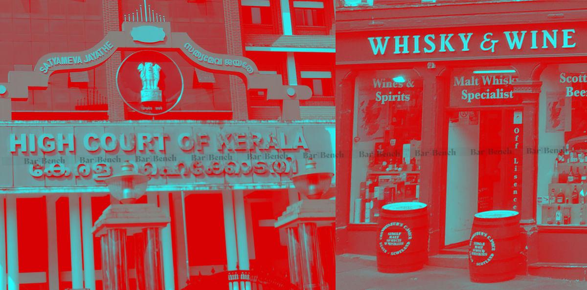 Kerala High Court functioning via Video Call