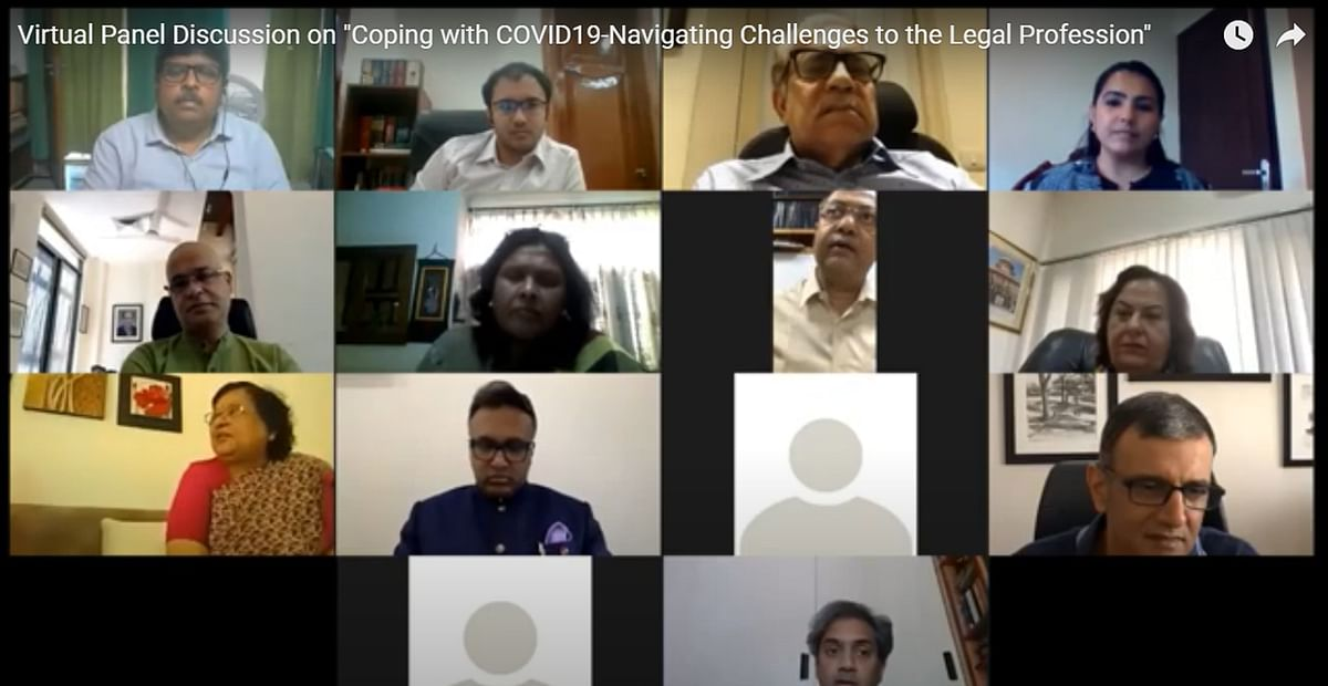 Nature of work may change, quantum will remain as it is: CLCAA discussion on  challenges to the Legal Profession amid COVID-19