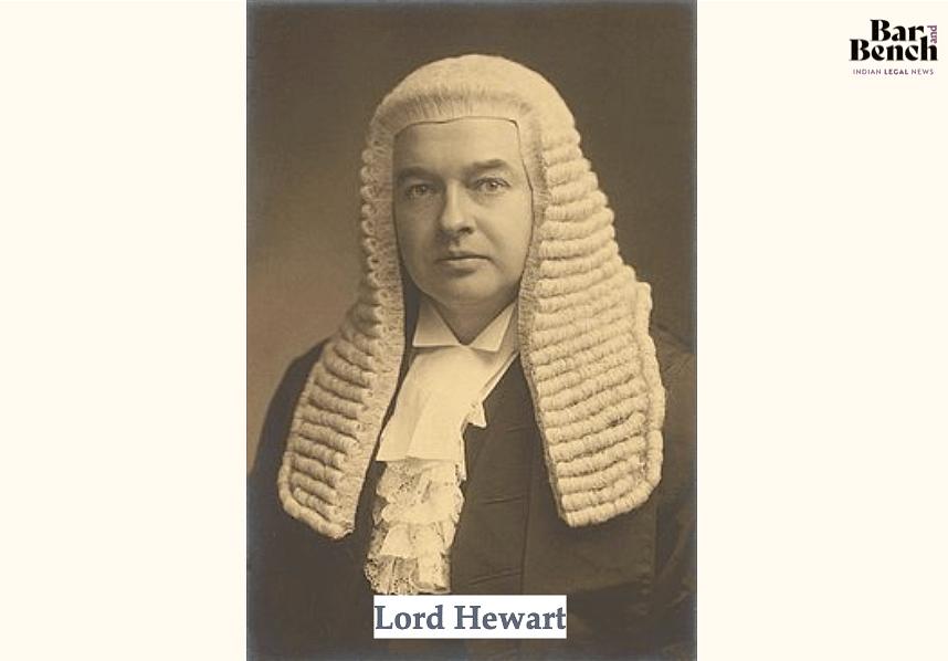 Lord Hewart