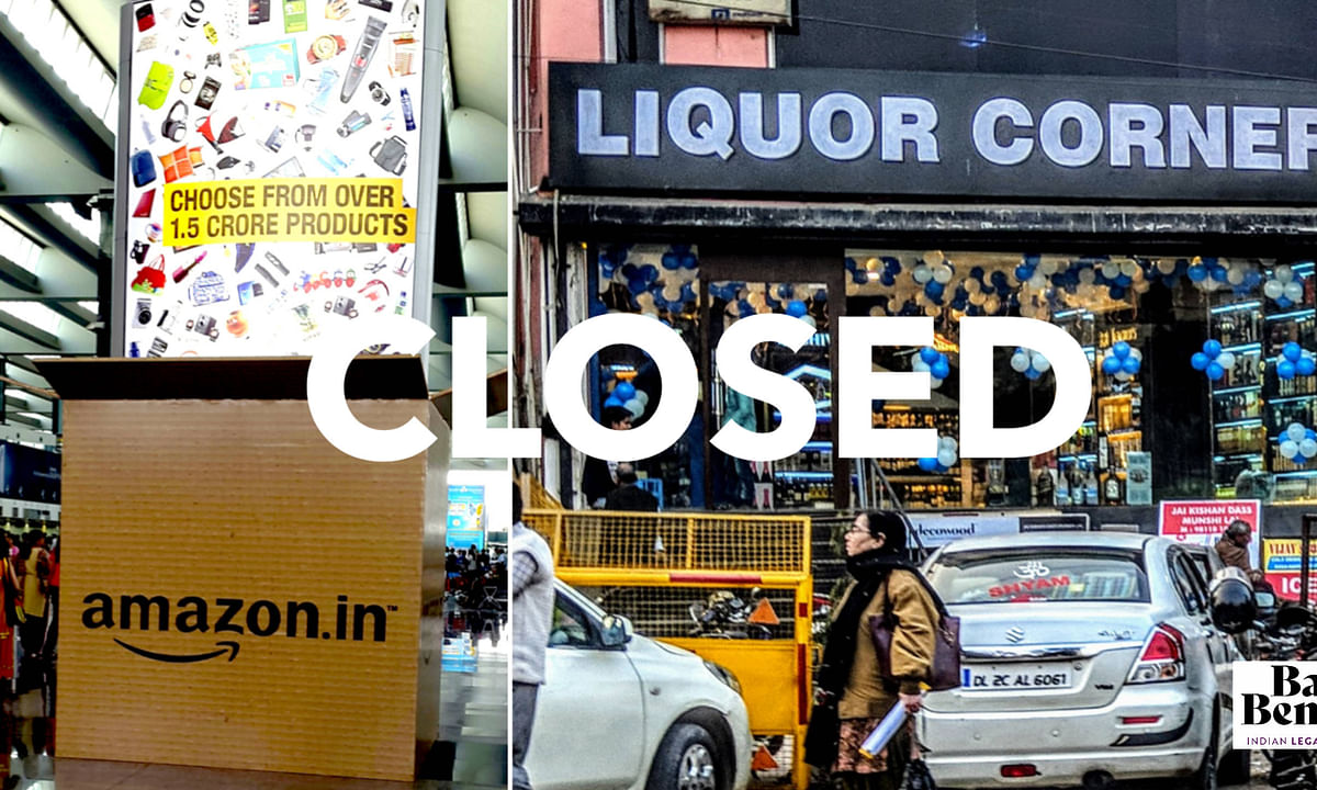 MHA CLARIFICATION: MHA eases Lockdown Restriction on shops; Liquor and E-Commerce still shut [Update:11.34 AM]