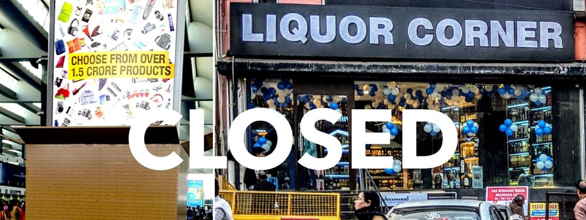 MHA CLARIFICATION: MHA eases Lockdown Restriction on shops; Liquor and E-Commerce still shut [Update:11.34 AM]