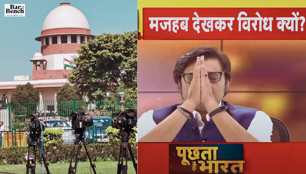 Supreme Court to pronounce its order tomorrow on Arnab Goswami's pleas to quash FIRs filed against him