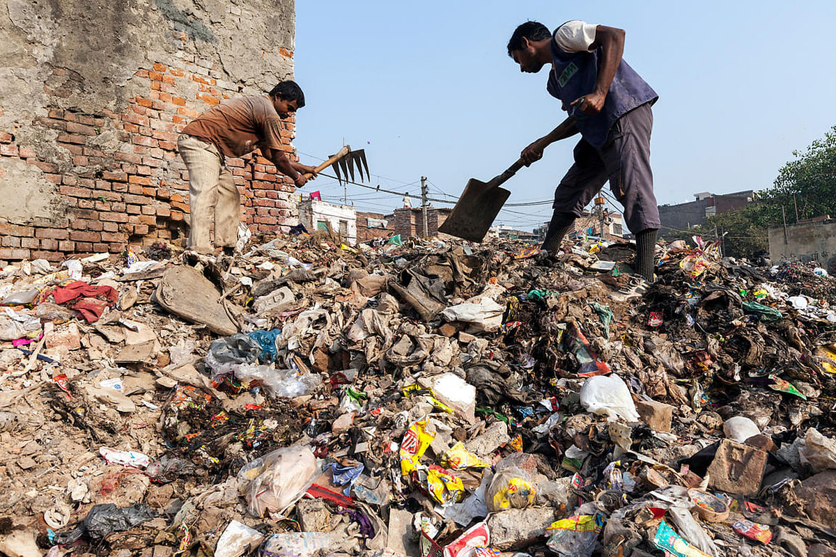 Protecting sanitation workers from COVID-19 infection: Centre to file a detailed report in 15 days before Delhi HC