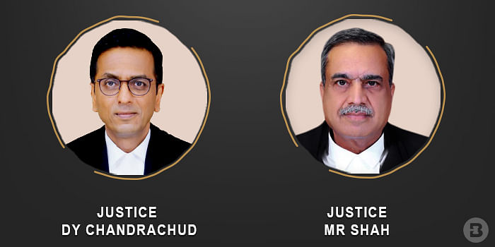 DY Chandrachud, MR Shah