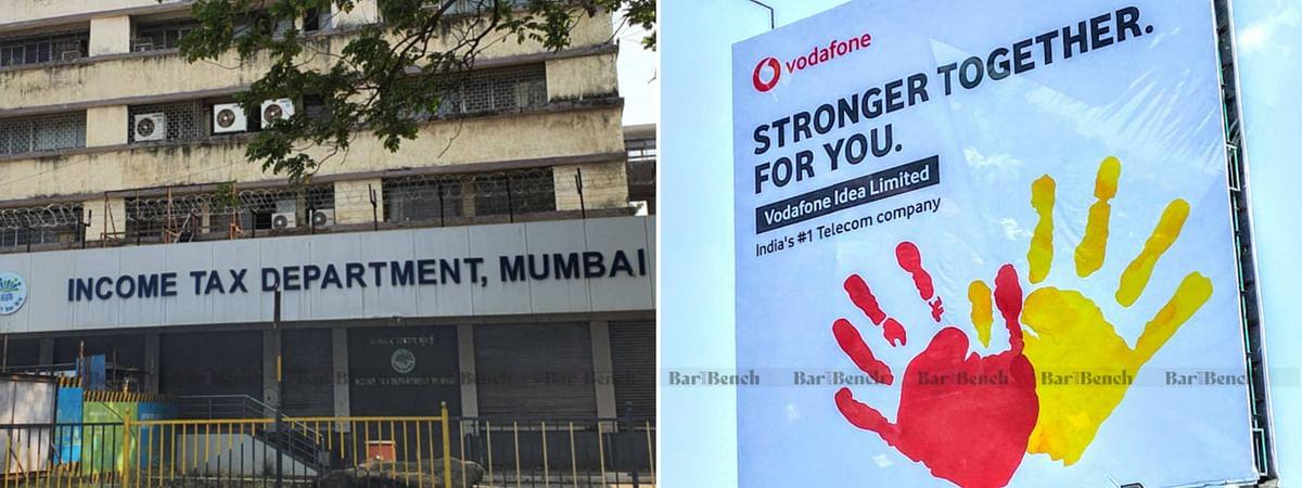 Vodafone Idea and Income Tax, Mumbai